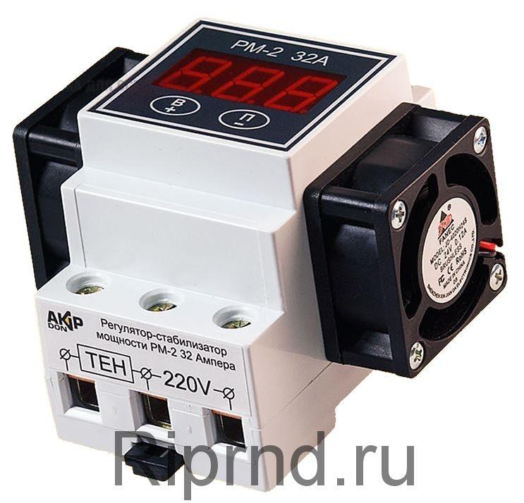 мощности инструкция регулятор рм-2